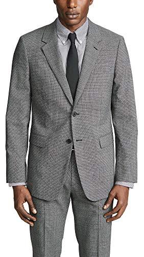 Theory Men's Chambers Blazer, Black Multi, 42