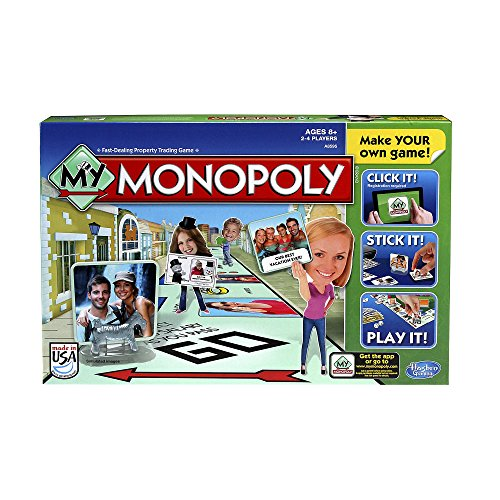 My Monopoly Game - Personalized Monopoly Game