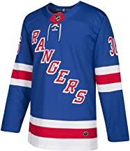 adidas New York Rangers Mats Zuccarello Authentic Pro Jersey Blue