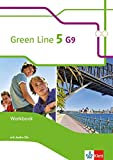 Green Line 5 G9: Workbook mit Audio-CD Klasse 9 (Green Line G9. Ausgabe ab 2015) - Harald Weisshaar