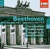 Klaviertrios Op.70/Celloson.3 & 5/+ - . Barenboim