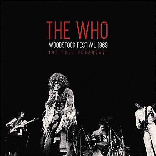 Woodstock festival 1969 [Vinilo]
