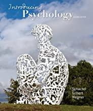 Introducing Psychology by Schacter, Daniel L. Published by Worth Publishers 2nd (second) edition (2012) Paperback
