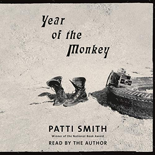 Year of the Monkey cover art