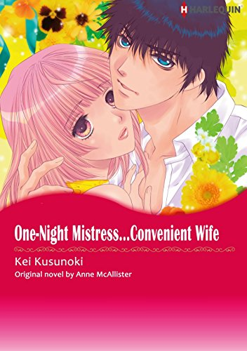 One-Night Mistress...Convenient Wife: Harlequin comics (English Edition)