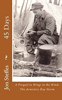 45 Days: A Prequel to Wings in the Wind: The Armistice Day Storm of 1940