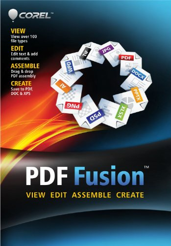 Corel PDF Fusion 1 [Download]