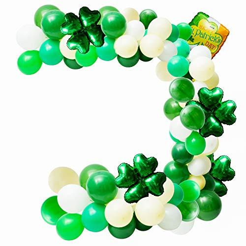 St. Patrick's Day Green Balloon Garland Kit