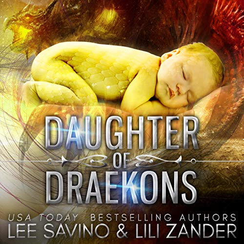 Daughter of Draekons  By  cover art