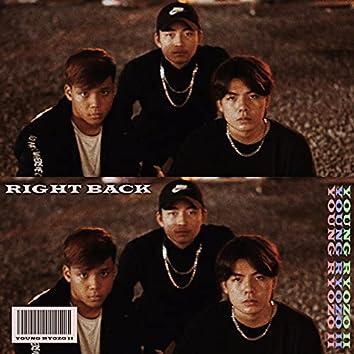 RIGHT BACK (feat. RaysonRyozo & AimanRyozo)
