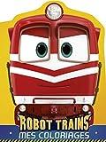 Robot Trains Mes coloriages: Alf