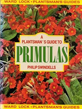 A Plantsman's Guide to Primulas (Plantsman's Guide Series) 0706367391 Book Cover
