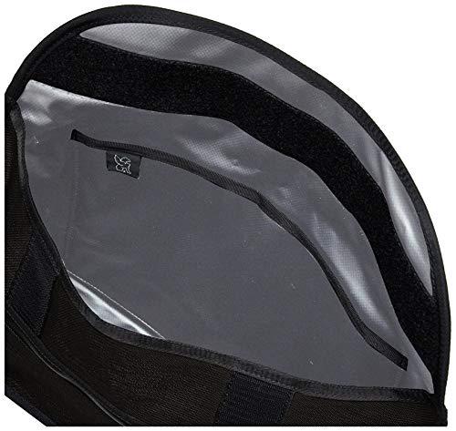 [クローム]メッセンジャーバッグSIMPLEMESSENGER/シンプルメッセンジャー(現行モデル)12L防水メンズBLACK