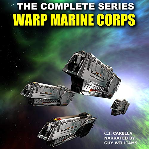 Warp Marine Corps: The Complete Series audiobook cover art