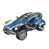 1:16リモートコントロール三輪車4ウェイポータブル充電式リモートコントロールカーオフロードドリフトリー(リモートコントロールカー)