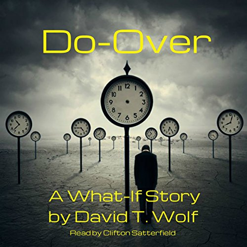 Do-Over audiobook cover art