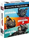 Pack 1 - 3: Cómo Entrenar A Tu Dragón [Blu-ray]
