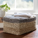 New York Closet Rectangle Basket | Pottery Barn
