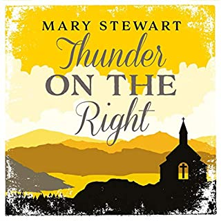 Thunder on the Right                   Written by:                                                                                                                                 Mary Stewart                           Length: 10 hrs     Not rated yet     Overall 0.0