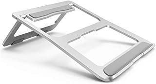 Laptop Stand, Amazer-T Laptop Holder, Aluminum Laptop Computer Stand for Desk, Portable Laptop Riser/Lift, Ergonomic Lapto...