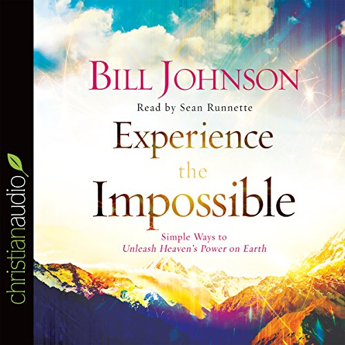Experience the Impossible audiobook cover art