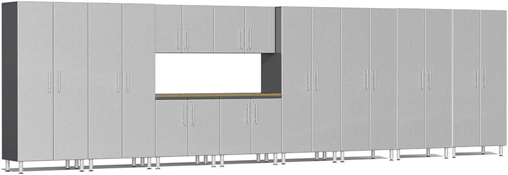 Rapid rise Ulti-MATE UG24112S 11-Piece Cabinet Kit with Bamboo Popular product S in Worktop