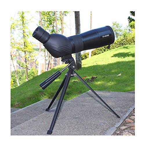 Sale!! XUMENG Spotting Scope Telescope, 12-36X50 Waterproof Zoom Single Tube Telescope Monocular Hd ...