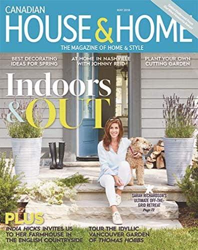 House And Home Canada Amazon Com Magazines