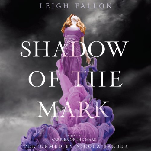 Shadow of the Mark audiobook cover art