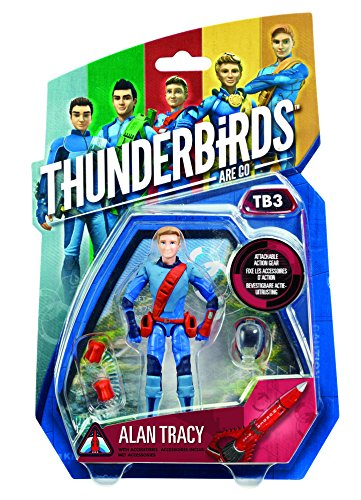 Thunderbirds - 90287.5200 - Figurine - Alan