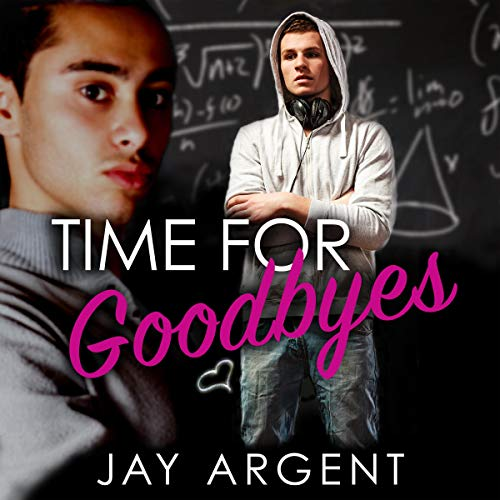 Time for Goodbyes cover art