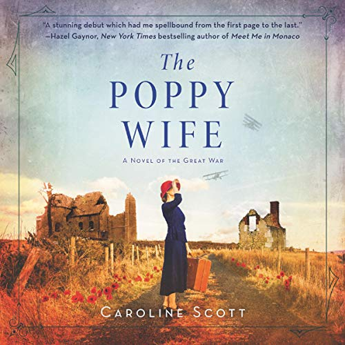 The Poppy Wife  By  cover art