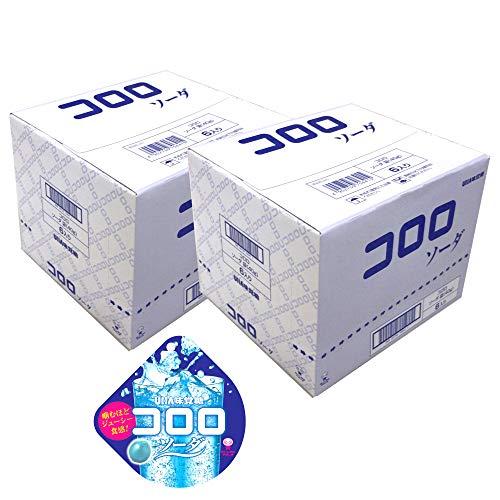 UHA味覚糖 コロロ ソーダ 40g×6入 ×2箱