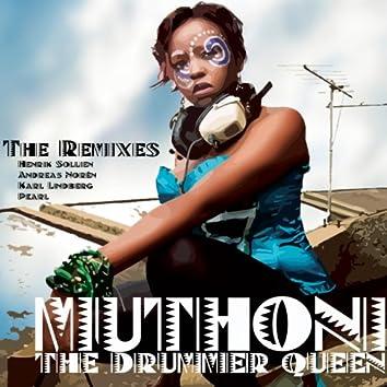 Mikono Kwenye Hewa (Remix EP)