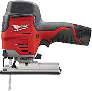 Milwaukee M12JS-0 M12 Naked Compact Jigsaw without Batteries/ Charger