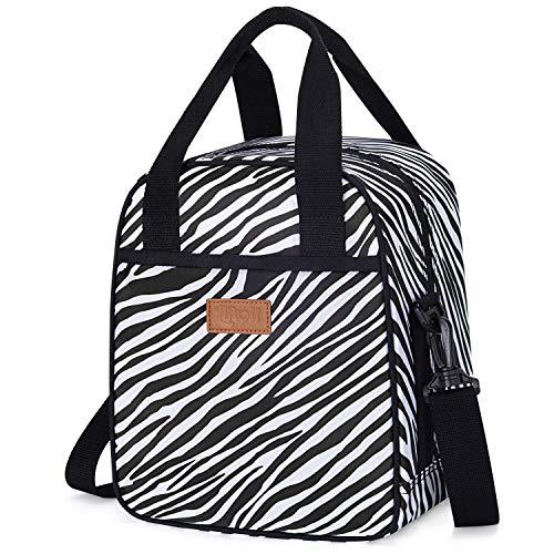 Lifewit 7L Lunchtasche für Frauen, Mittagessen Tasche Thermotasche Kühltasche Isoliertasche Picknicktasche, Weiche Einkaufstasche Tragetasche Mittagsbehälter für...