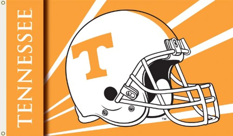 NCAA Flag NCAA  Tennessee Helemet