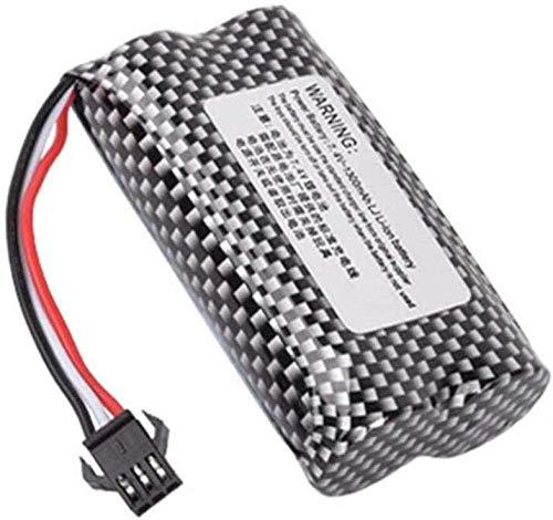7.4v 1300mAh SM-3P Lithium Ion Battery for Gesture Sensitive Spin Car 7.4v 18650...