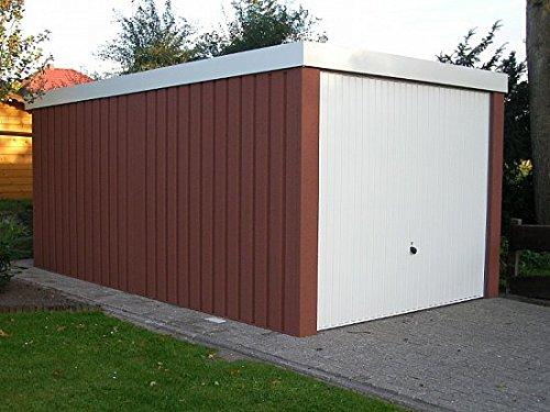 *profi+L Garage Lager ca. 2,9m x 6m profiliert profil verputzt Hörmann Tor*