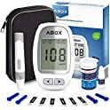 ABOX Blood Glucose Monitoring Kit with 25 Test Strips