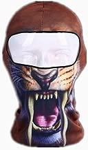Ski Mask, 3D Animal Balaclava Face Mask for Music Festivals, Raves, Ski, Halloween, Party Outdoor Activities