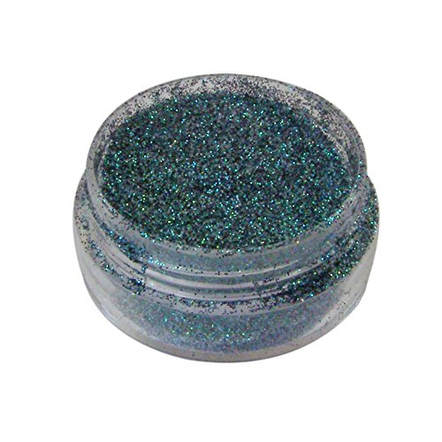 Diamond FX Polyester Glitter – Cristal Green (5 GM)