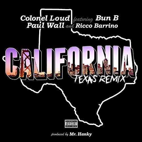 Colonel Loud, Bun B & Paul Wall