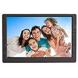 Arolun Cadre Numérique 10 Pouces, Cadre Numérique Rique Full HD IPS Écran 1280 x 800 avec...