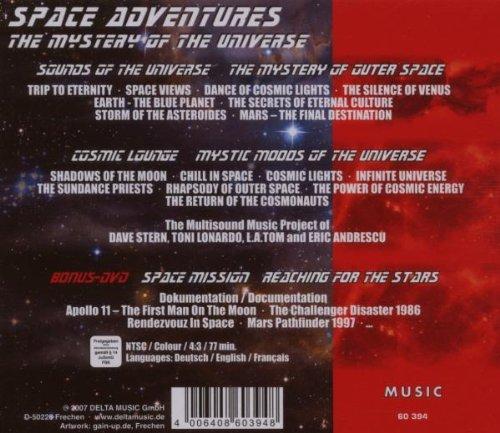 Space Adventures-Cosmic Lounge