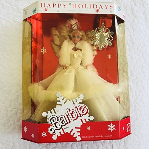 Barbie Happy Holidays 1989 by