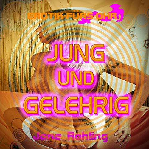 Jung und gelehrig Titelbild