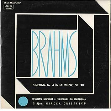 Simfonia nr. 4 în Mi minor, op. 98
