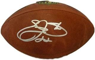 Emmitt Smith Signed Football - 13271 - JSA Certified - Autographed Footballs