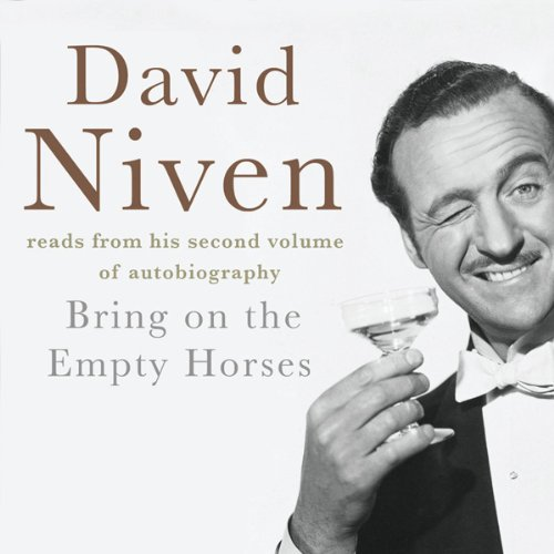 Bring on the Empty Horses audiobook cover art